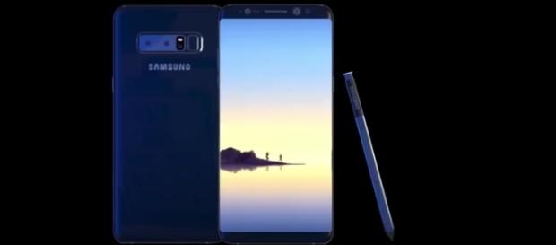 Best Buy employee claims Samsung Galaxy Note 8 is allegedly set to release on Aug. 24 - via YouTube/Enoylity