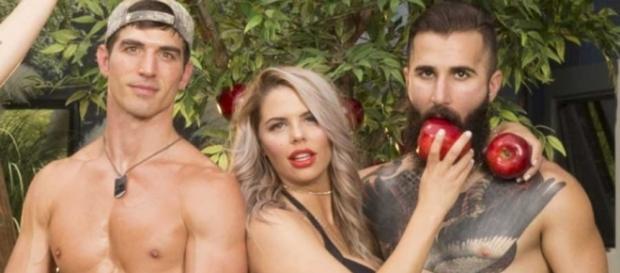 'Big Brother 19' Cody, Elena, Paul promo shot - - used with permission CBS Press