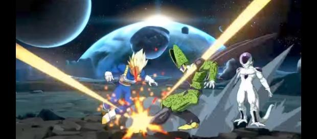 'Dragon Ball FighterZ' latest combo clips & notes from VSFighting 2017 revealed(IGN?YouTube Screenshot)