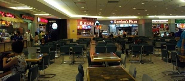 Guam International Airport Food Court (Credit – Abasaa – wikimediacommons)