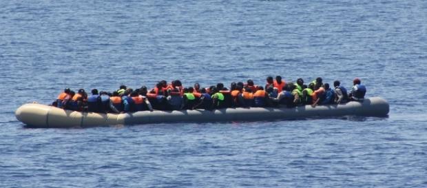 Le gouvernement libyen a décidé d'interdire le sauvetage des migrants par les ONG.