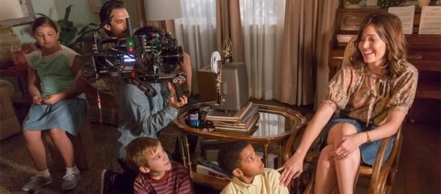 NBC's hit drama 'This is Us' is back to filming for the second season. ~ Facebook/NBCThisIsUs