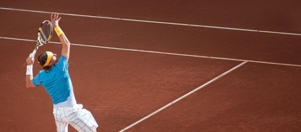 Rafael Nadal of Spain (Wikimedia Commons/PictFactory)