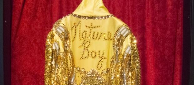 Rick Flair's Nature Boy robe is an icon just like him. Simon Q via Wikimedia Commons