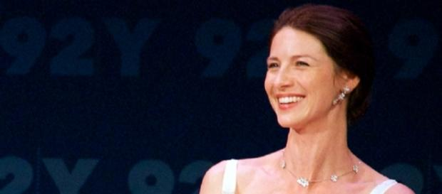 Caitriona Balfe all for women empowerment. [Image via Christine/Wikimedia Commons]