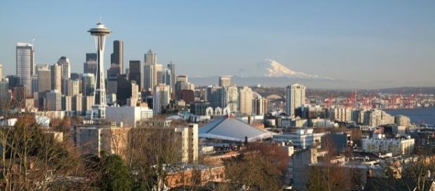Seattle, Washington - the former home of the SuperSonics (Wikimedia Commons-Daniel Schwen)