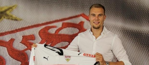 Stuttgart's signing of Holger Badstuber represents a gamble in their first season back in the top-flight. Source: worldfootball.net