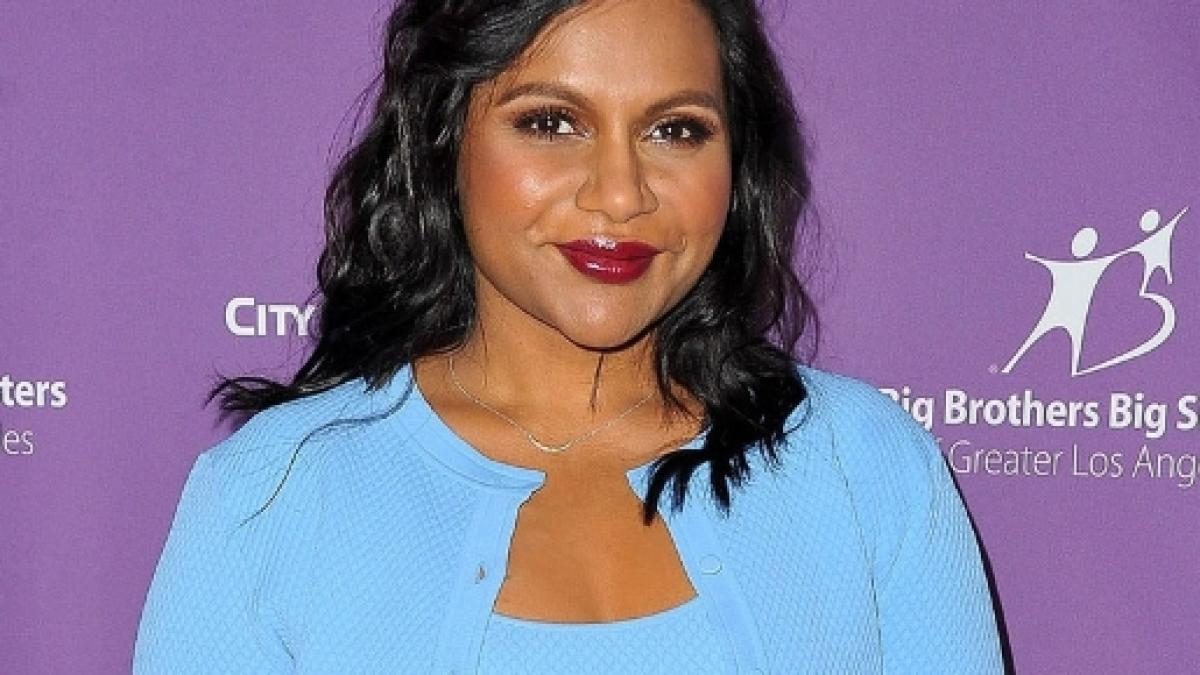 Mindy Kaling Gives First Pregnant Interview And Is Looking Forward To Motherhood
