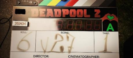 A stuntwoman died on the set of Deadpool 2 in Canada. Image Source: Ryan Reynolds' Official Instagram Account (@vancityreynolds)