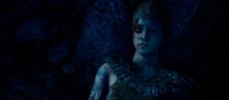 """""""Hellblade: Senua's Sacrifice"""" is a bombardment of surround sound thrill and superb graphic design - YouTube/Ninja Theory"""
