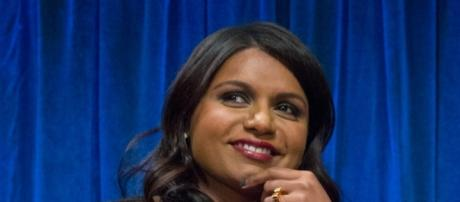 Mindy Kaling confirms her pregnancy - https://upload.wikimedia.org/wikipedia/commons/e/e6/Mindy_Kaling_at_PaleyFest_2013.jpg