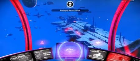 Most of the players in 'No Man's Sky' enjoyed the recent Atlas Rising update. Photo via HelloGamesTube/YouTube