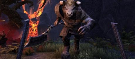 'The Elder Scrolls Online: Horns of the Reach' out now, to release on Xbox One (Bethesda Softworks/YouTube Screenshot)