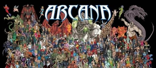 Arcana is an animation studio and comics publisher. / Photo via Sean O'Reilly and Hollywords Publicity, used with permission.