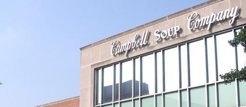 Campbell Soup Company headquarters - Coolcaesar via Wikimedia Commons