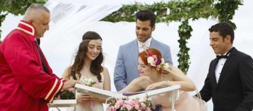 Cherry Season: il matrimonio di Oyku e ayaz