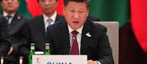 China President Xi Jinping/http://en.kremlin.ru/events/president/news/55002/photos