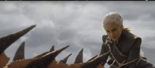 Daenerys Targaryen/ Photo: screenshot via Ravenbreath channel on YouTube