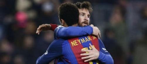 el argentino habría intentado convencer a 'Ney' de no ir al PSG