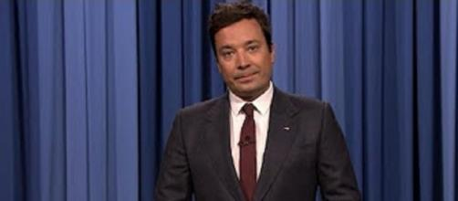 Jimmy Fallon speaks from a father's heart about Charlottesville tragedy. Screencap NBC News/YouTube