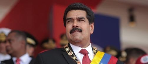 Nicolas Maduro / Photo via Hugoshi, Wikimedia Commons