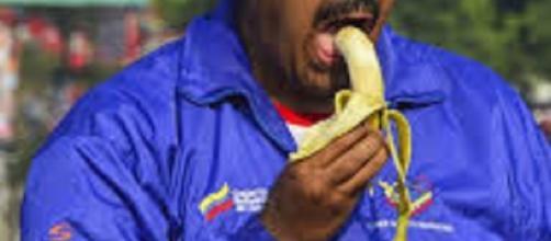 Nicolas Maduro/https://commons.wikimedia.org/wiki/File:Nicolas_Maduro_comiendo_un_Madurito.jpg