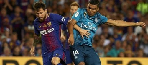 O Real Madrid parte em vantagem para a 2ª mão da Supertaça de Espanha