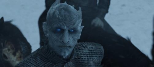 O Rei da Noite no sexto episódio da sétima temporada de ''Game of Thrones''