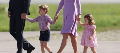 Prince George, 4, is being touted as a gay icon but a politician lodges a complaint. ~ Facebook/TheBritishMonarchy