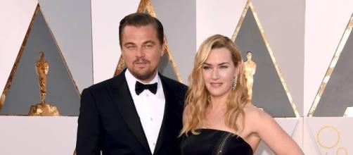 Romance entre Kate Winslet e Leonardo DiCaprio é falso, diz site
