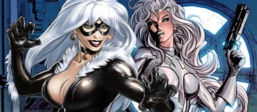 Silver Sable y Gata Negra intentarán impulsar a Sony en el cine.