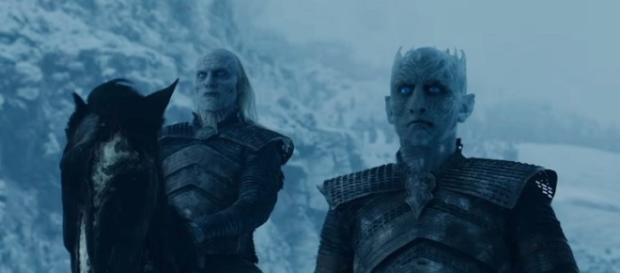 A scene from 'Game of Thrones' season 7 episode 6 trailer. Screencap: GameofThrones via YouTube