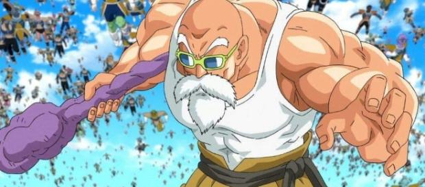 Dragon Ball Super Episode 105 Spoilers - Muten Roshi Vs Universe 4 Kyauoi Image - The Fields Bros | YouTube