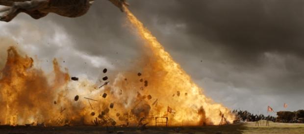 Game of Thrones 'The Spoils of War' screengrab