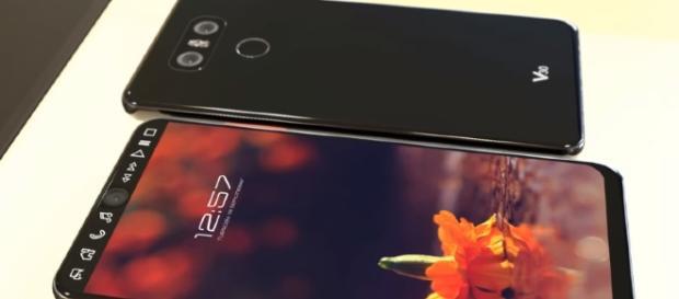 LG V30 - YouTube/Concept Creator Channel