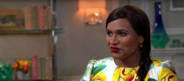 Mindy Kaling - YouTube screenshot | TODAY/https://www.youtube.com/watch?v=QRtNKq4SptI