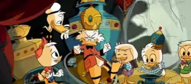 Opening Theme | DuckTales | Disney XD Disney XD | Youtube