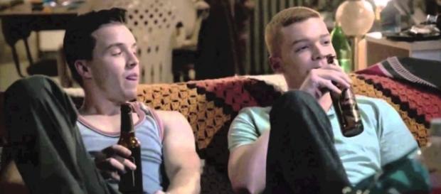 'Shameless': Ian and Mickey forever? Photo: YouTube