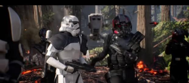 Star Wars Battlefront 2 - NEW Story Trailer - YouTube/MathChief