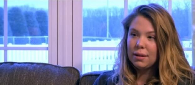 Teen Mom 2 star Kailyn Lowry. (Image via YouTube screengrab/MTV)