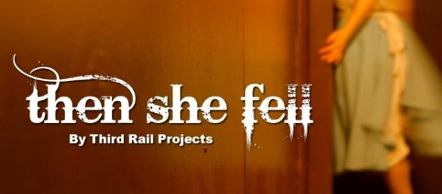 """""""Then She Fell"""" a long-running show by Third Rail Projects. / Photo via Jennine Willett, Third Rail Projects, used with permission."""