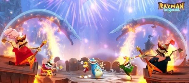 Ubisoft Wants Rayman As Super Smash Bros Character (via flickr - BagoGames)