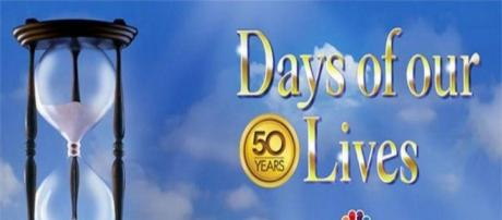 Days Of Our Lives' logo (Image via YouTube screengrab)