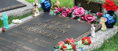 40th anniversary of Elvis Presley's death August 16th. Photo Wikimedia Commons