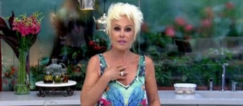 Ana Maria Braga desmente colunista que falou sobre sua saúde