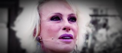 Ana Maria Braga teve um câncer nos pulmões