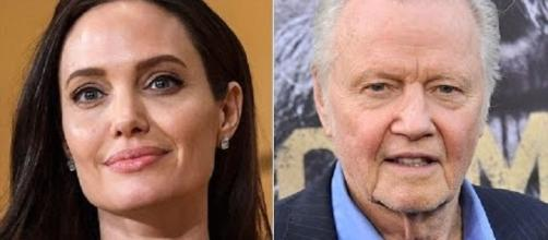 Angelina Jolie, Jon Voight - Image via YouTube/Atisuto Last Production