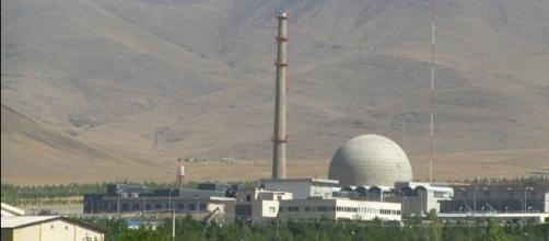 Arak IR-40 Heavy Water Reactor, Iran (Credit – Nanking 2012 – wikimediacommons)