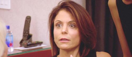 Bethenny Frankel screen grab via Youtube