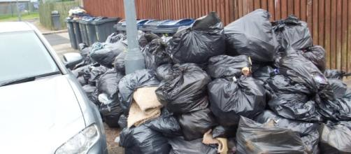 Birmingham bin strikes leave city covered in rubbish | Metro News - metro.co.uk